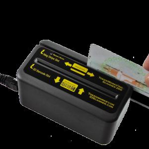 AgeVisor Magnetic Stripe License