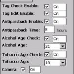 IDVisor Pro Config Screenshot