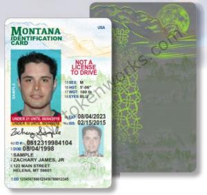 Montana's Under 21 ID