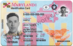 Newly designed MD ID Card